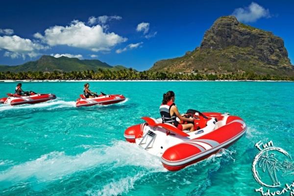 Adrenalinový Mauricius