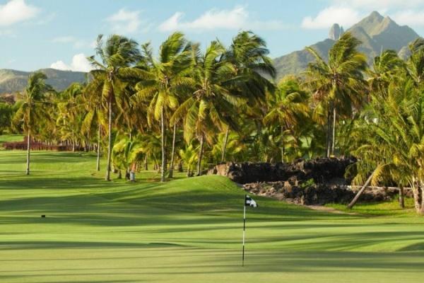 Golf & Mauricius