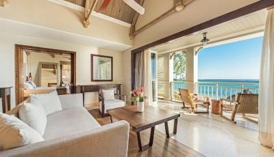 Beachfront St. Regis Suites 100 m²