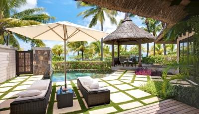 LUX* Beach Front Villa
