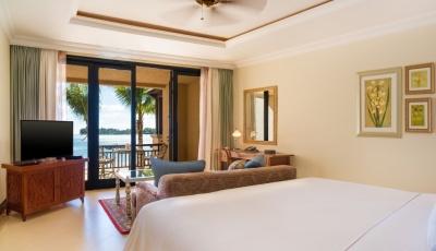 Beachfront Deluxe Rooms 63 m²